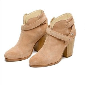 Rag & Bone Harrow Boots (Camel)